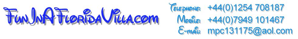 FunInAFloridaVilla.com Logo